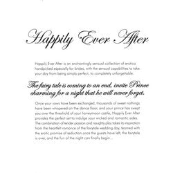 Bijoux Indiscrets Happily Ever After Romance Kit