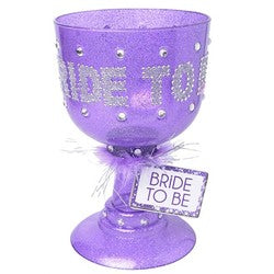 Bride To Be Pimp Party Cup
