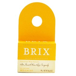 Brix Bottle Topper Milk Chocolate 3 oz