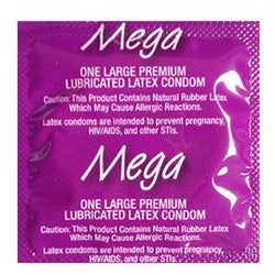Contempo Mega Condom Large Fit