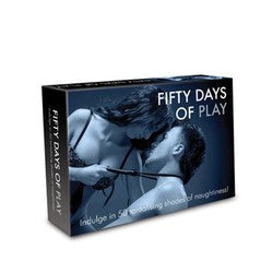 Fifty Days of Play Game