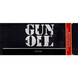 Gun Oil Lubricant .17oz Foil Pack