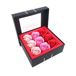 It's The Bomb Rose Petals Soap Set