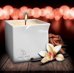 Jimmy Jane Afterglow Massage Candle Vanilla Sandalwood