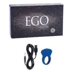 Jopen Ego Silicon Couples Ring