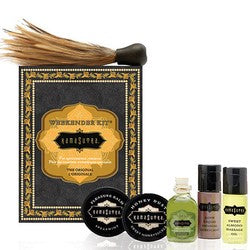 Kama Sutra Spontaneous Romance Weekender Travel Kit