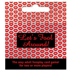 Let's Fool Around! Foreplay Card Game