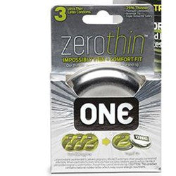 ONE Zerothin Condom Standard Fit