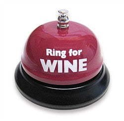 Ozze Creations Ring for Wine Bell