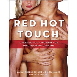 Red Hot Touch Book