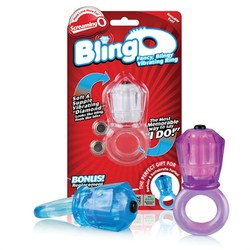 Screaming O Bling-O Vibrating Ring