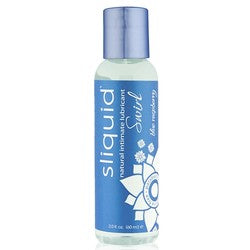 Sliquid Swirl Natural Intimate Lubricant Blue Raspberry