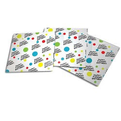 X Rated Birthday Party Napkins