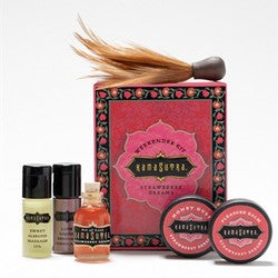 Kama Sutra Weekender Kit Strawberry Dreams