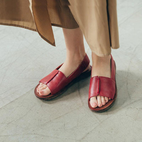 Slip-on Soft Casual Sandals