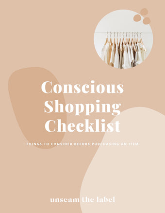 New Year's Resolution: Become a More Conscious Shopper in 2020