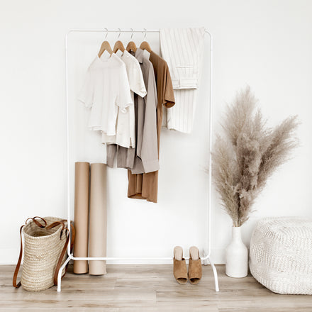 Closet Clean-Out Series Part 3: How to Organize Your Closet