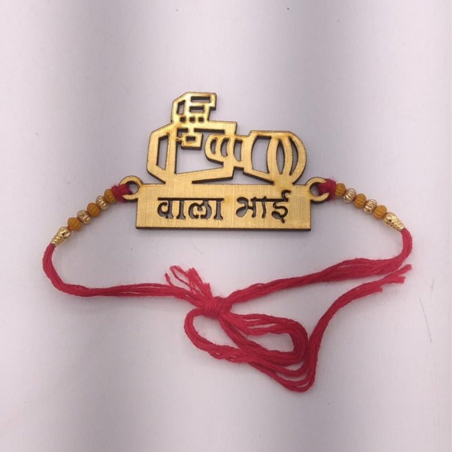 CREATIVE RAKHI FOR BROTHER ( COMBO OF 7 )