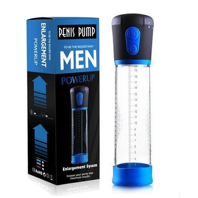 Power Controller Penis Extender Pump Lusty Age