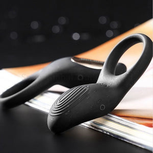 8 Vibration Modes Wireless Remote Control Penis Ring