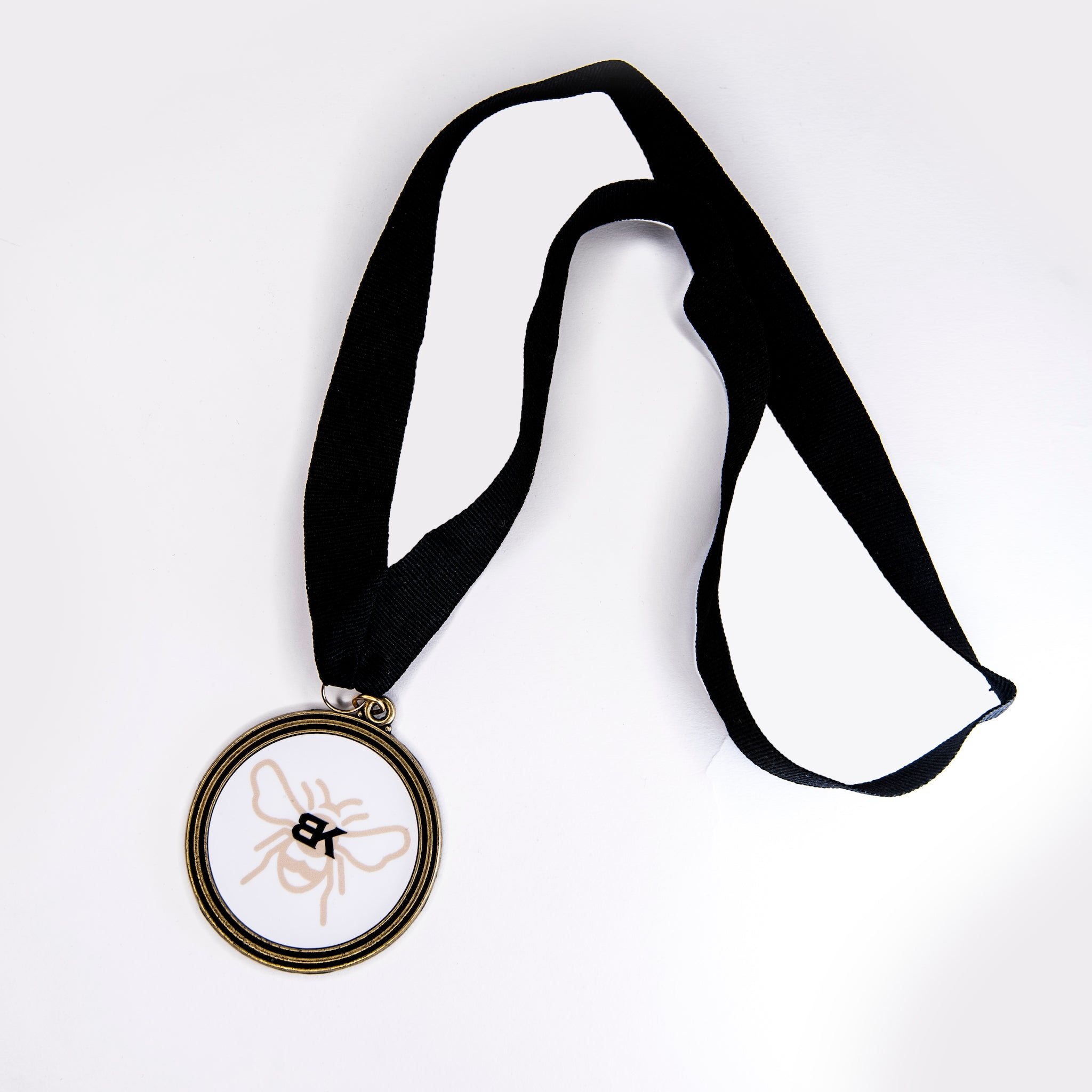 "Final Sale | ""You're a Winner in My Book"" Medal"