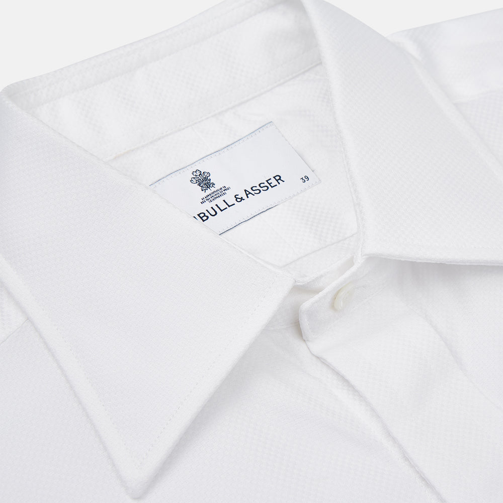Casino Royale White Dress Shirt As Seen On James Bond