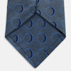 Die Another Day Circle Silk Tie As Seen On James Bond
