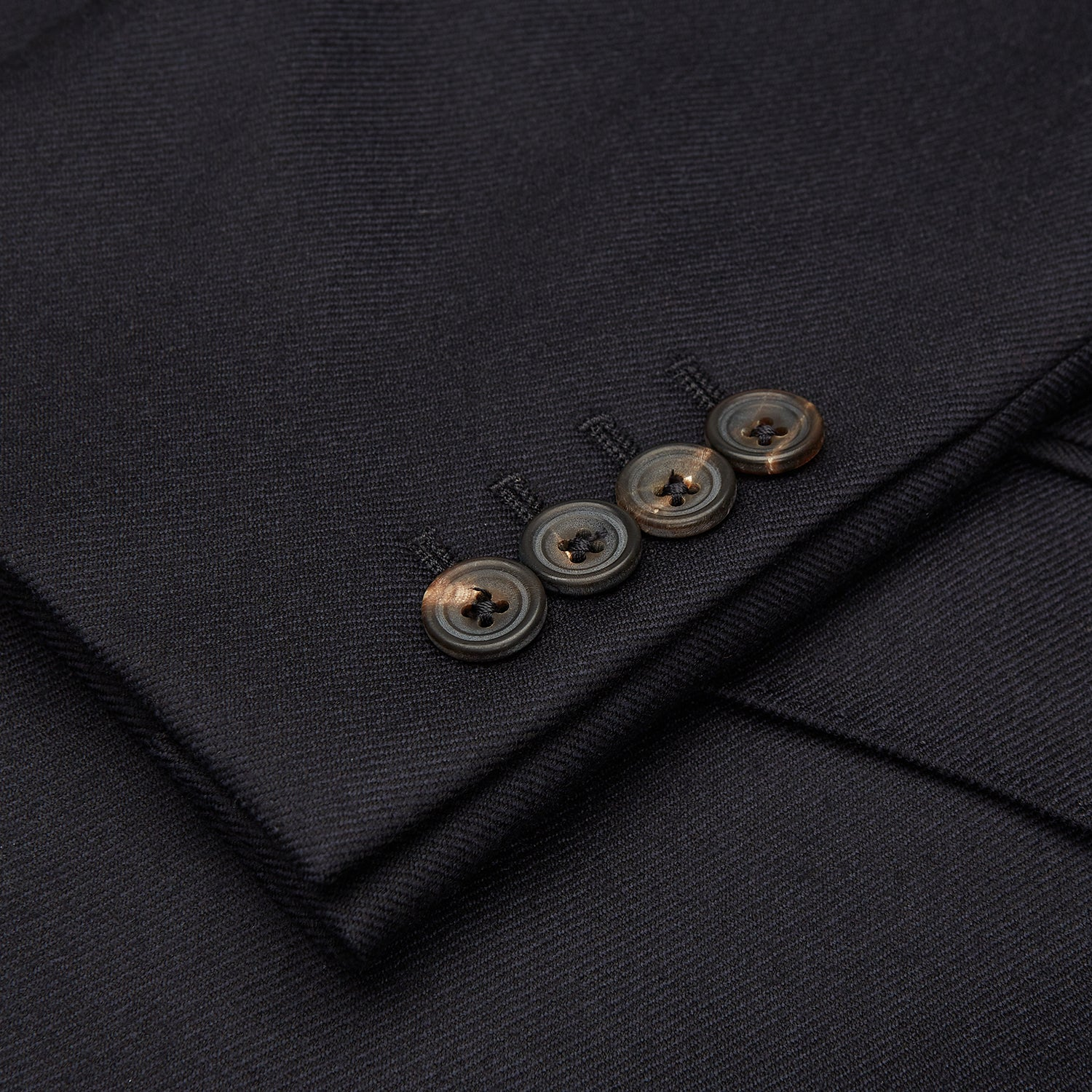 Navy Escorial Wool Jacket