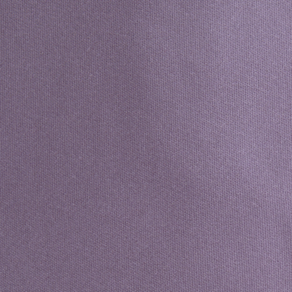 Lilac Plain Satin Silk Tie