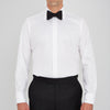 The Casino Royale White Dress Shirt as seen on James Bond