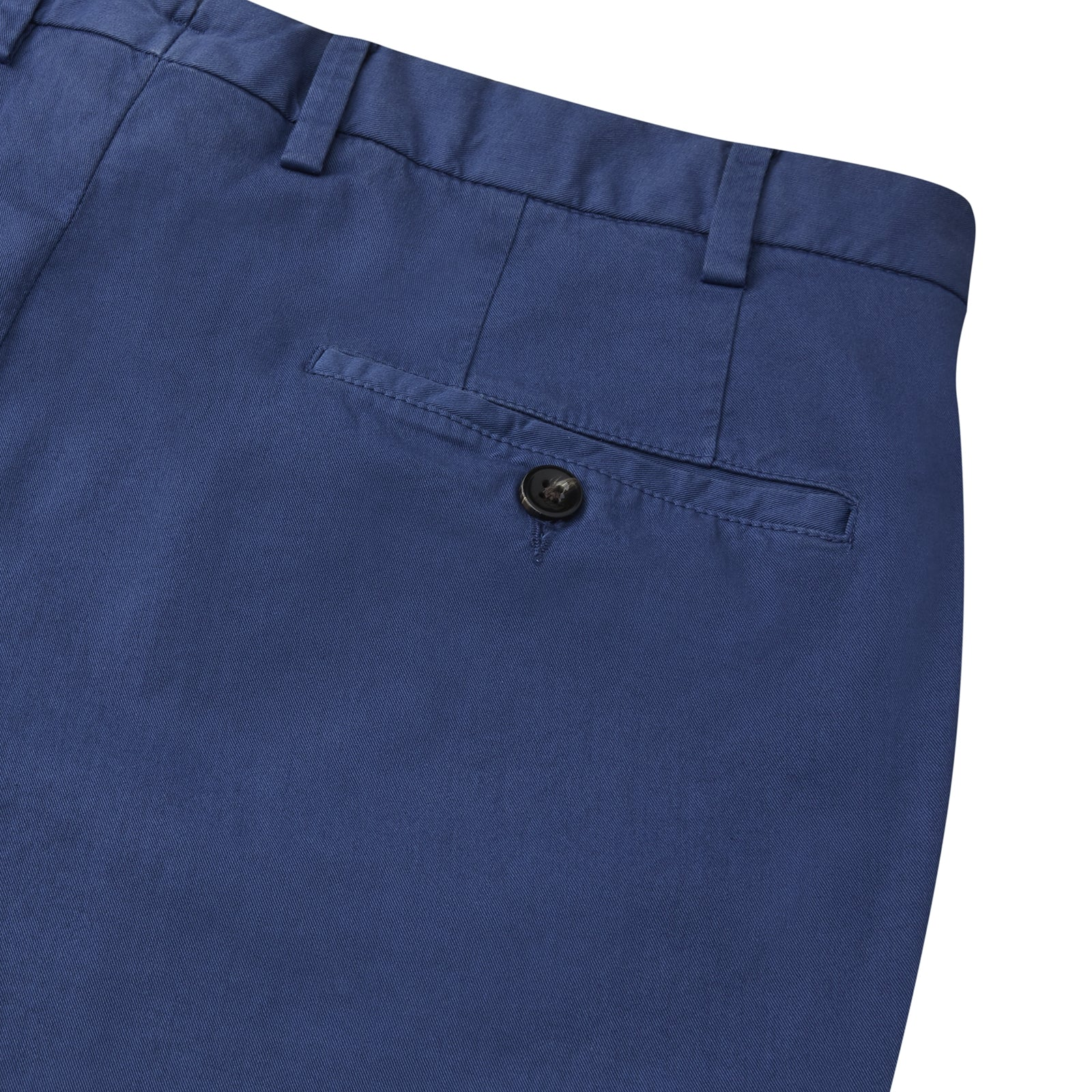 Navy Garment Dyed Cotton Chinos