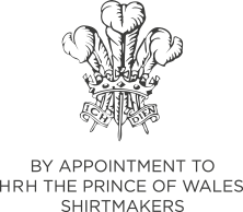 By Appointment to HRH The Price of Wales, Shirtmakers - Turnbull & Asser