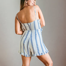 Load image into Gallery viewer, Santa Barbara Cali Romper