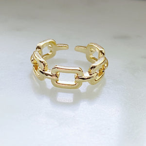 Pamela Chain Ring