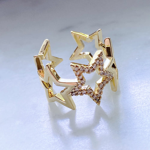 Just for Stars Lovers Ring