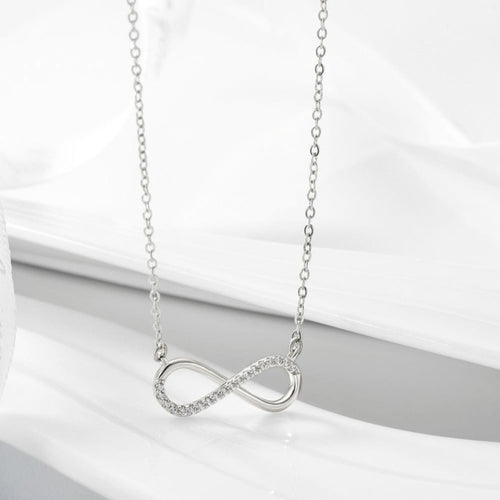 Amelia Infinity Necklace