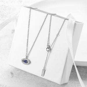 Eyes On Me Necklace