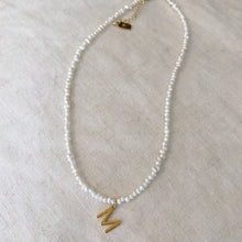 Load image into Gallery viewer, Personalized Pearl Choker