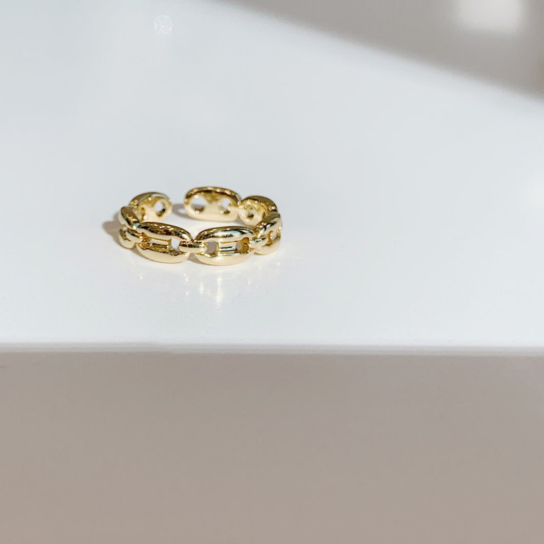 Grace Link Chain Ring