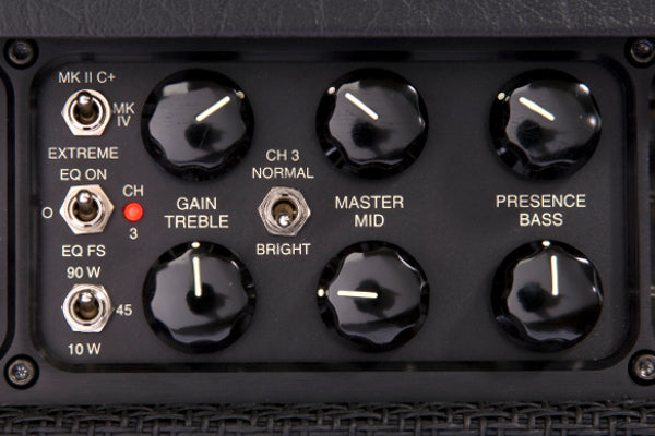Quickly dial on your amp that tone you're hearing in your head...