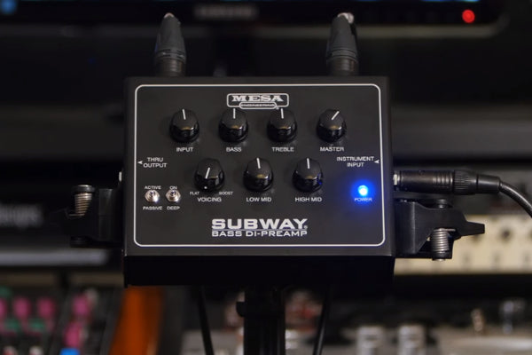Who can make use of a SUBWAY® BASS DI-Preamp?