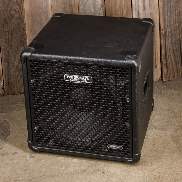 MESA/Boogie Subway Ultra-Lite 1x15 Bass Cabinet-USED