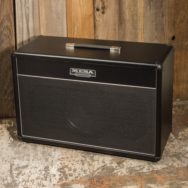 MESA/Boogie 1x12 Lone Star 27 Cabinet - Silver Piping