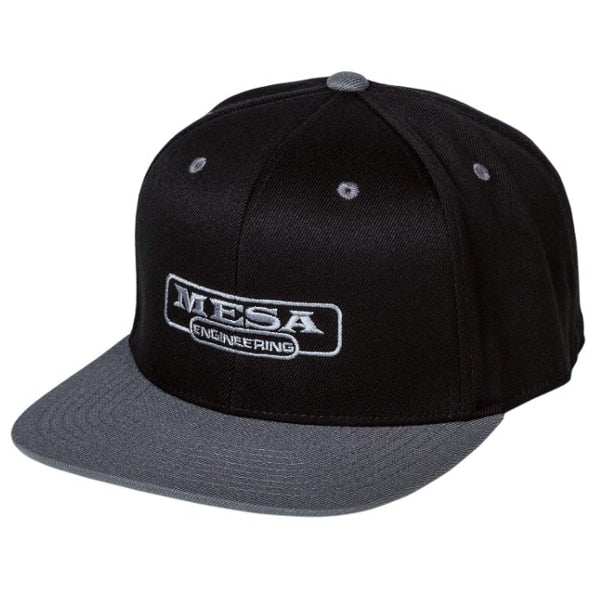 MESA/Boogie Hat - MESA Engineering - Snapback - Black & Gray