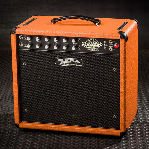 Mesa/Boogie Recto-Verb 25 1x12 Combo - Custom Orange Bronco