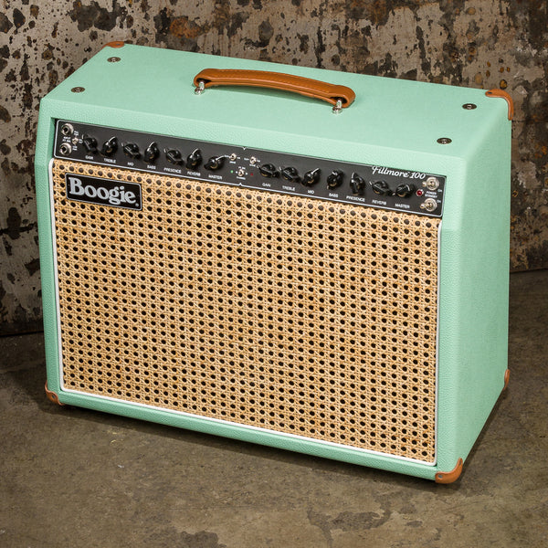 MESA/Boogie Fillmore 100 1x12 Combo - Custom Surf Bronco / Wicker Grille