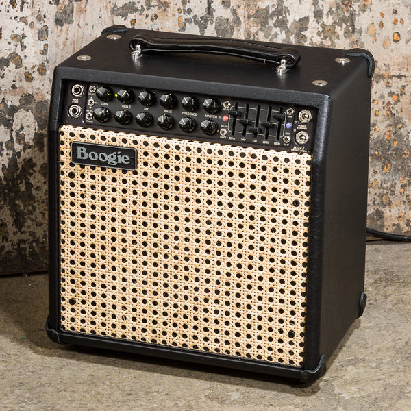 MESA/Boogie Mark Five: 25 1x10 Combo - Custom Black Taurus / Wicker