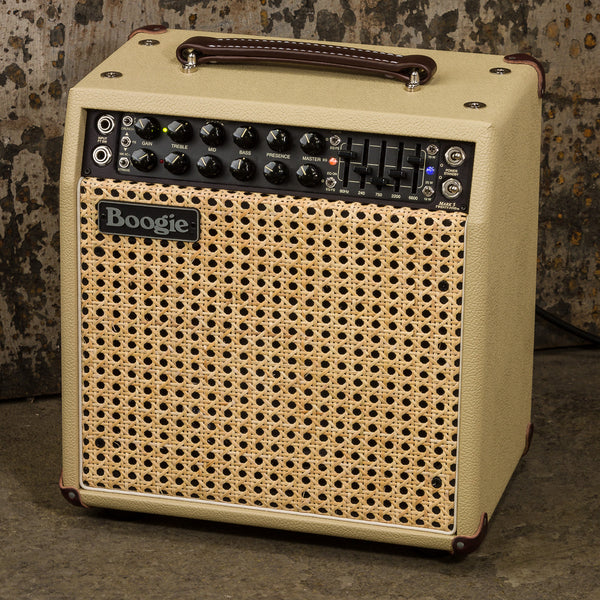 MESA/Boogie Mark Five: 25 1x10 Combo - Custom Vanilla Bronco / Wicker
