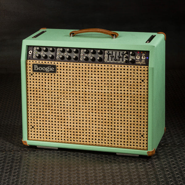 MESA/Boogie Mark V 1x12 Combo - Custom Surf Bronco / Wicker Grille