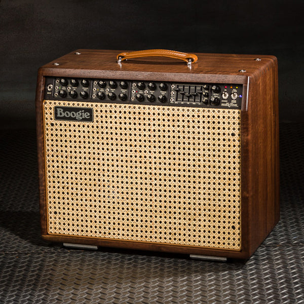 MESA/Boogie Mark V 1x12 Combo -  Custom Walnut/ Wicker Grille